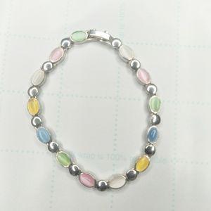 Premier Designs Pastel parfait Cat Eye Bracelet